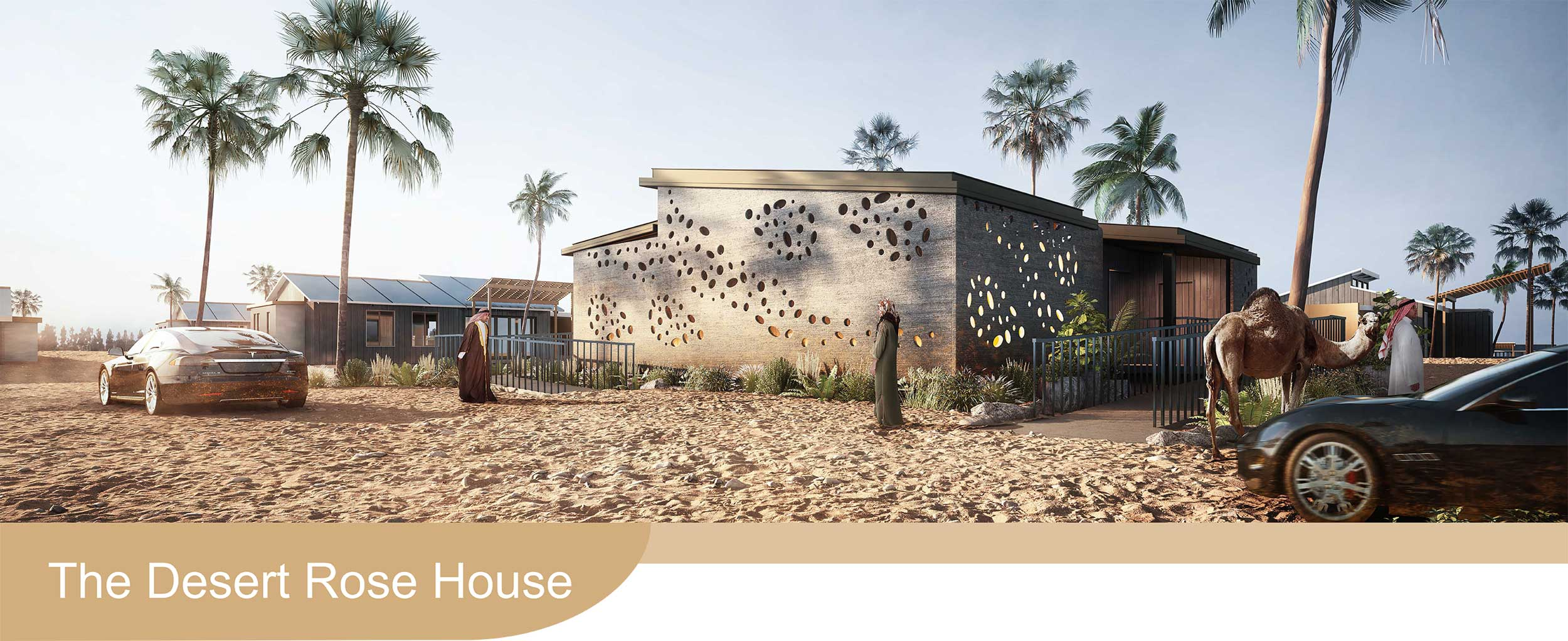 The Desert Rose House Banner