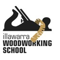 woodworking school logo
